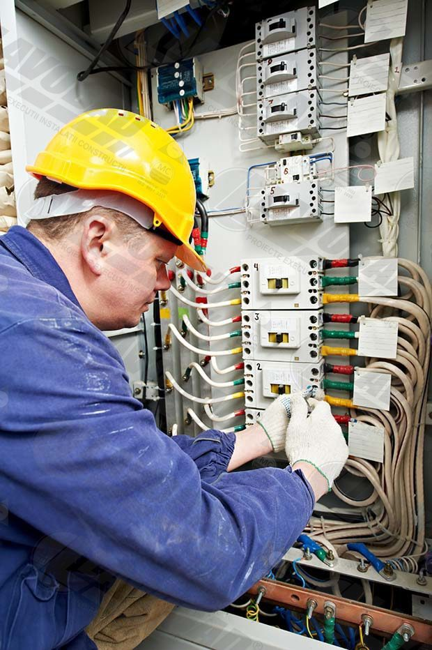 Revizii la instalatii electrice